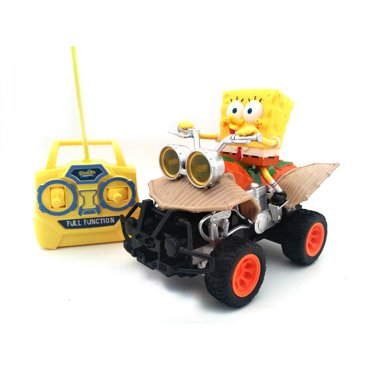 "Nkok Full Function Remote Control SpongeBob Squarepants ""SpongeBob ATV"" by Overstock"