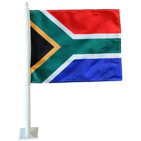 South Africa Car Flag ()