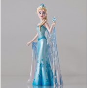 "Disney Showcase Frozen ""Elsa Couture de Force"" Figurine #4045446"