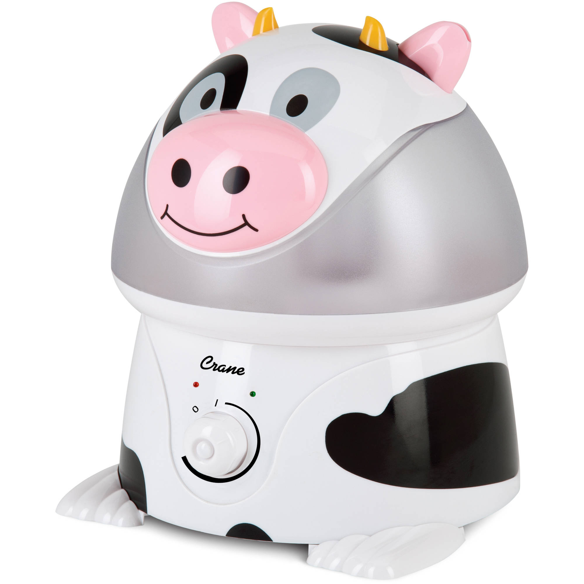 Crane Adorable Ultrasonic Cool Mist Humidifier - Cow