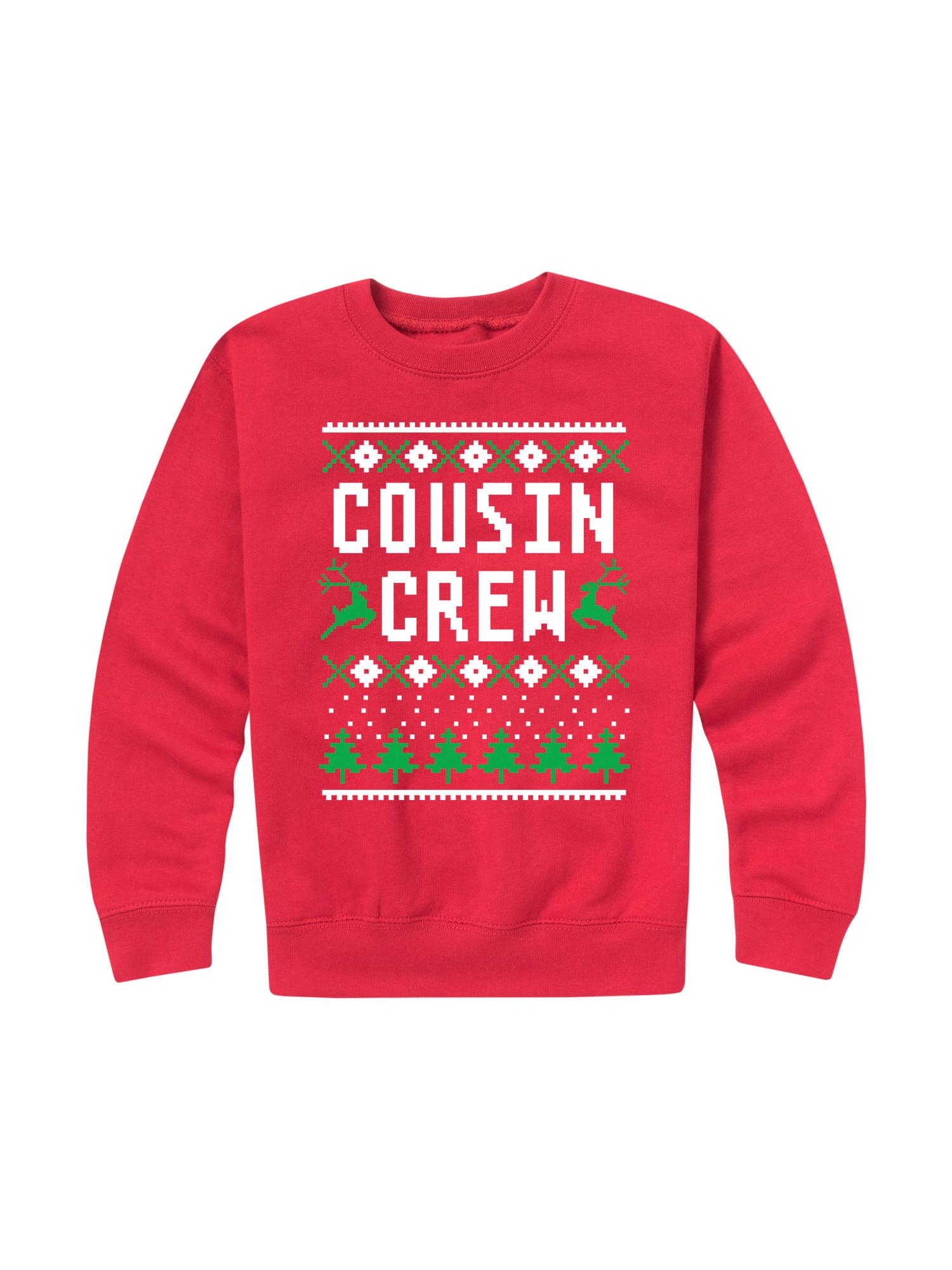 Cousin Crew Ugly Style  - Toddler Crew Fleece