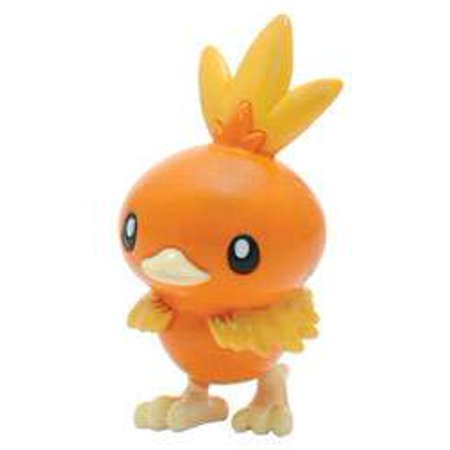 Pokemon Evolution Torchic Figure [Loose (No Package)]