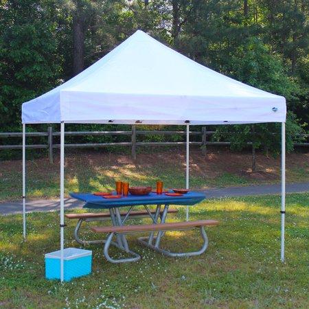 Tuff Tent Heavy Duty Aluminum 10'x10' Instant Canopy
