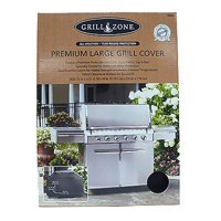 Blue Rhino Global Sourcing 00388TV Grill Cover, 75 x 21 x 44-In.