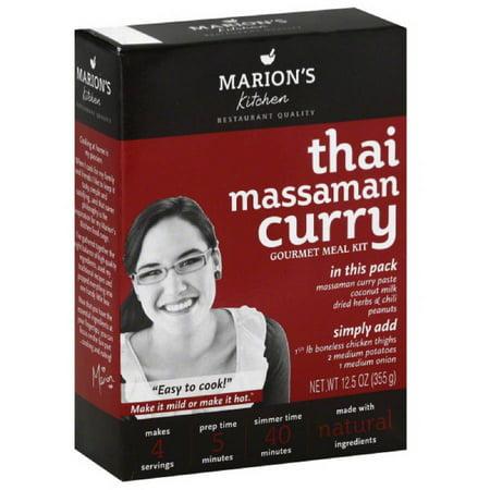 Marion S Kitchen Massaman Curry