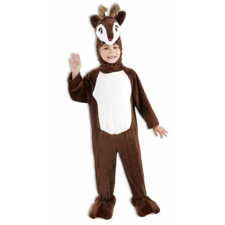 Reindeer Children's Plush Mascot - Mascot Suits