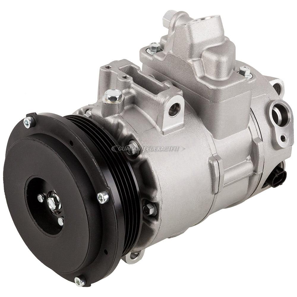 AC Compressor & A/C Clutch For Lexus LS430 2004 2005 2006