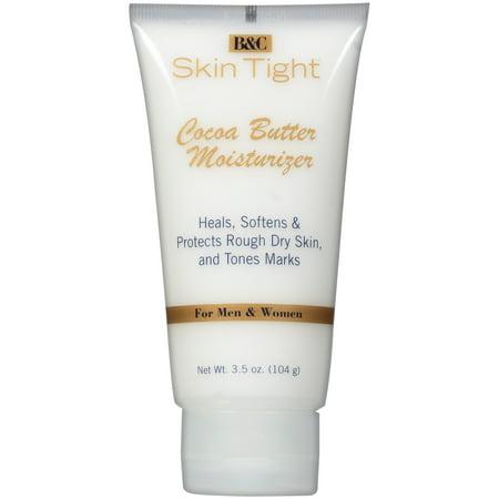 B&C Skin Tight™ Cocoa Butter Moisturizer 3.5 oz. Tube