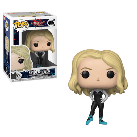 Funko POP! Marvel: Animated Spider-Man - Spider-Gwen - Spiderman And Gwen