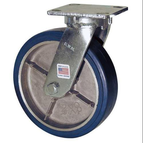 RWM 47-UIR-0520-S Kingpinless Caster, 5 in dia., 2 in. W