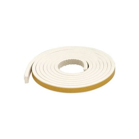 (M-D Products 63669 White All Profile Weather Stripping, 19/32