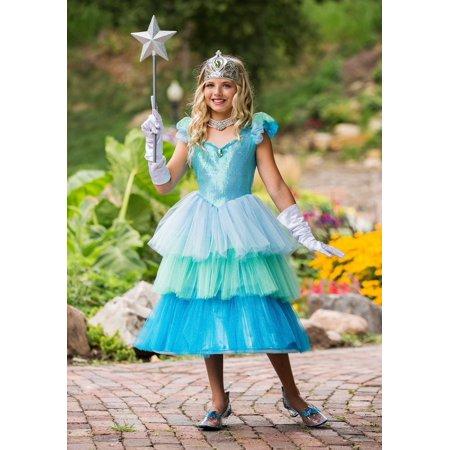 Girls Aquamarine Princess Costume](March Hare Costumes)