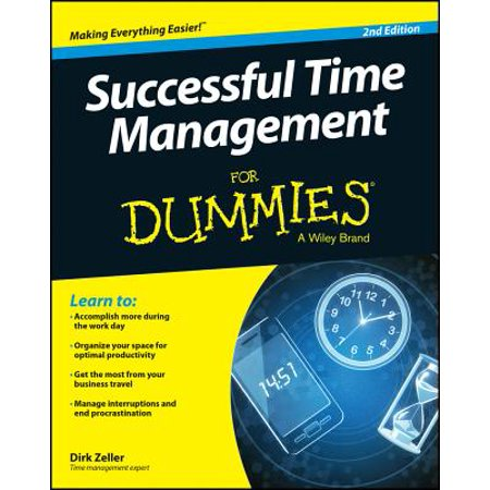 Successful Time Management for Dummies (Time Management Module)