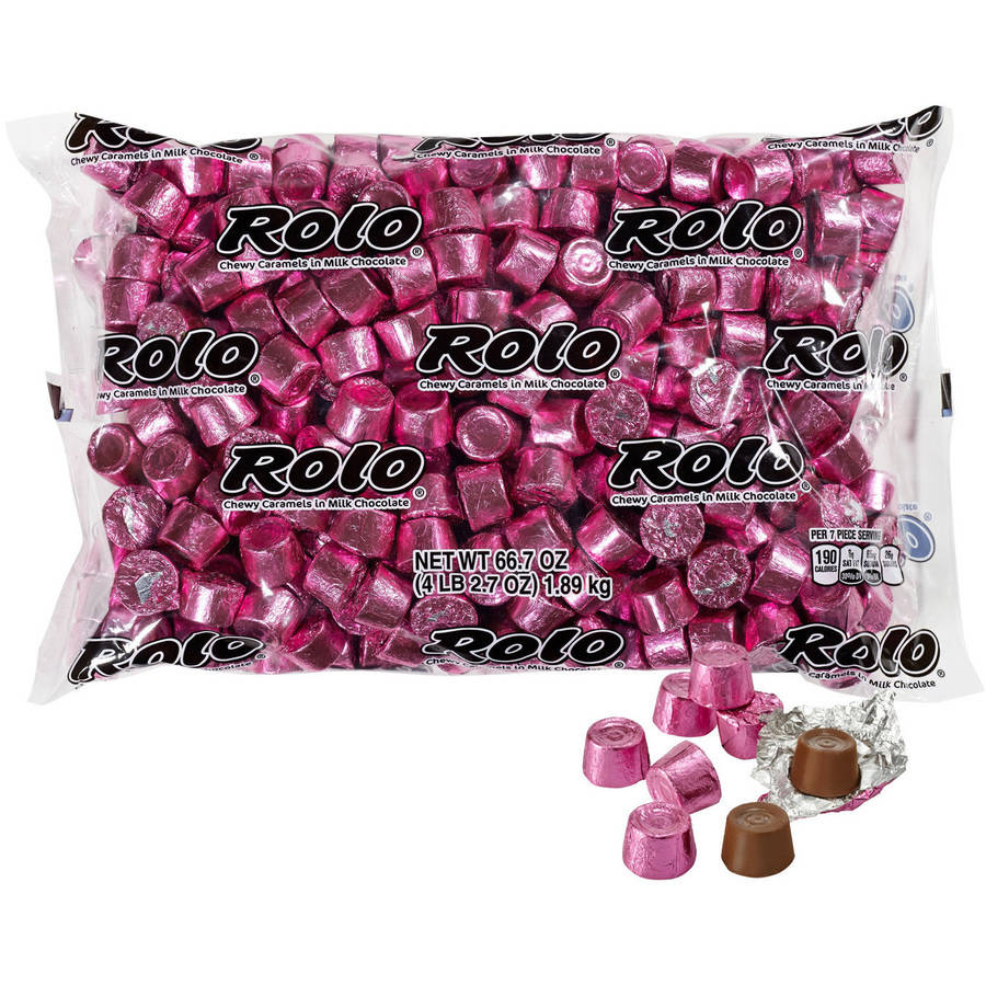 Rolo Chewy Caramels Candy, 66.7 oz by