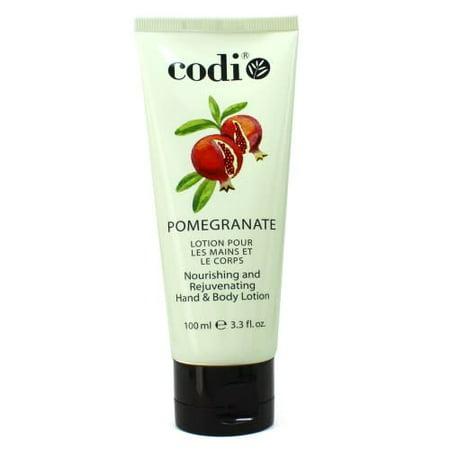 Codi Pomegranate Hand & Body Lotion, 3.3 Oz