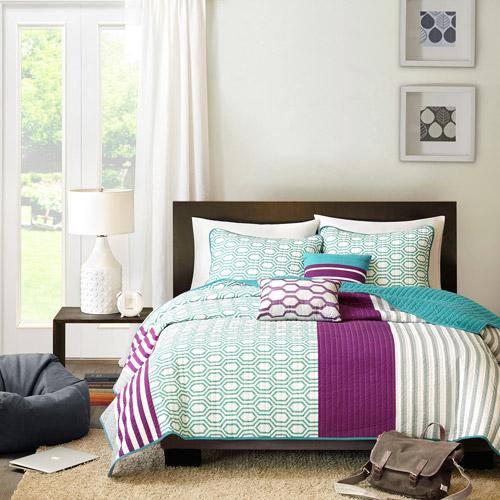 Home Essence Apartment Kyra Bedding Coverlet Set