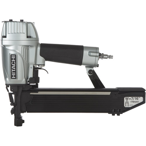 "Hitachi 2"" 16 Gauge Standard 7/16"" Crown Construction Stapler"