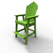 Bar Chair by Malibu Outdoor - Yarmouth, Lime