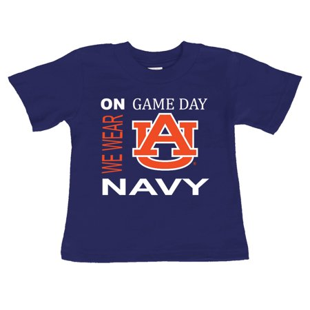Auburn Tigers On Game Day Baby/Toddler T-Shirt