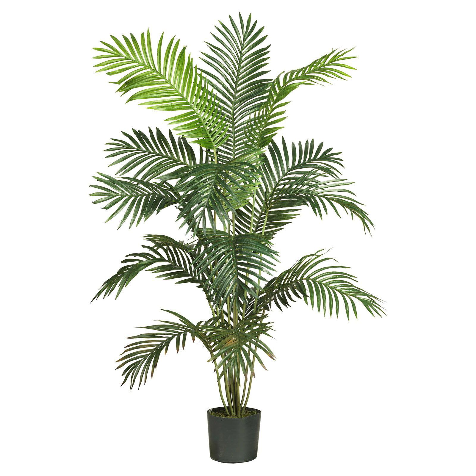 Nearly Natural Paradise Silk Palm Tree