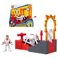 Duke Caboom Imaginext Stunt Set Toy Story 4
