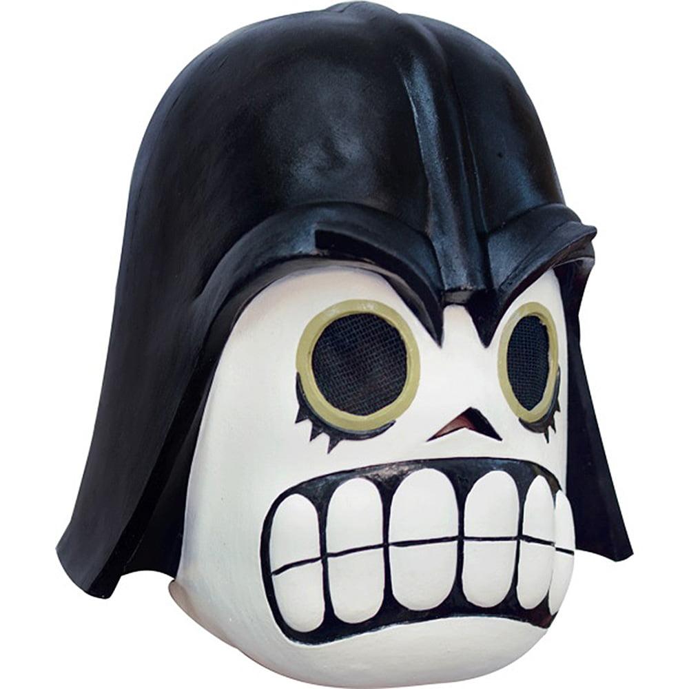 Adult Calaveritas Oscuro Vader Costume Mask