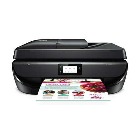HP OfficeJet 5252 Wireless All-in-One Color Inkjet Printer