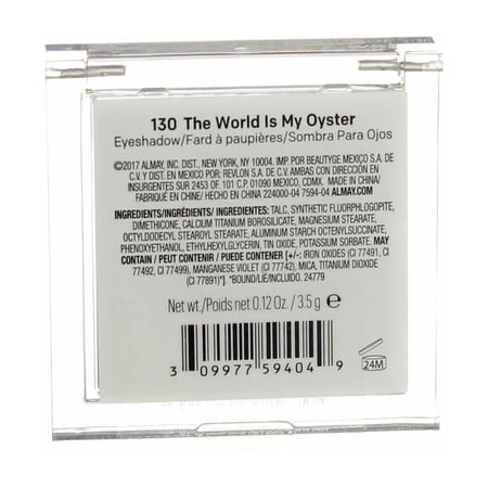 Almay Shadow Squad, [130] The World Is My Oyster 0.12 oz