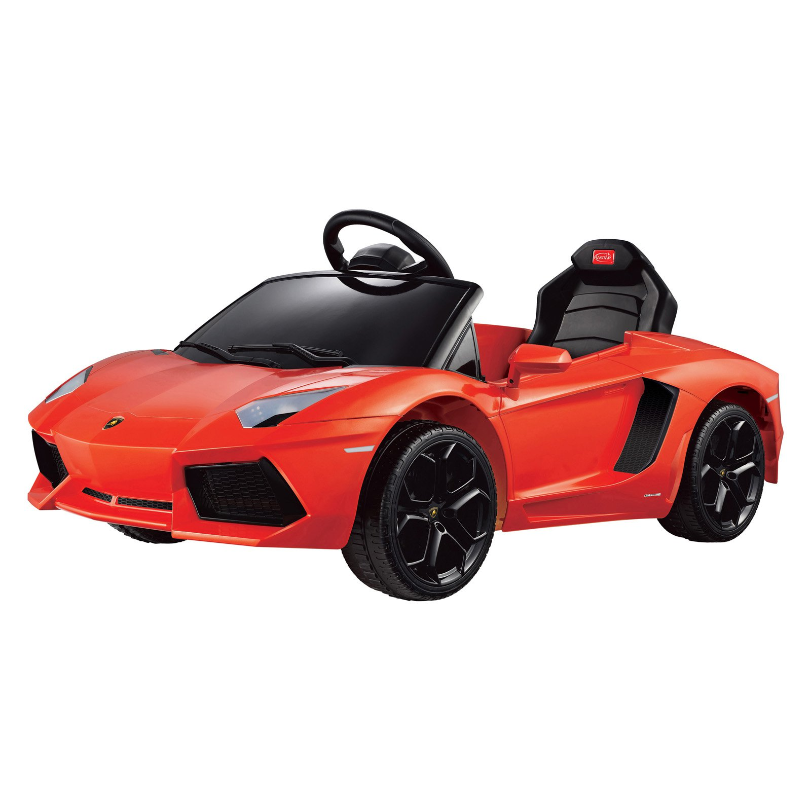 Vroom Rider Lamborghini Aventador LP700-4 Rastar Battery Powered Riding Toy