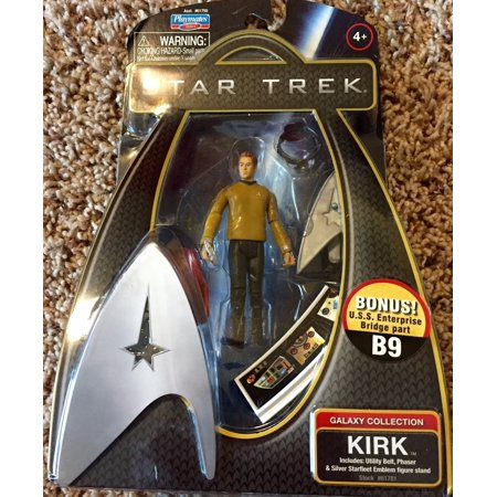 Star Trek 2008 Playmate Galaxy Collection Kirk U S S Enterprise Bridge Part B9 043377617815 By Qiyun