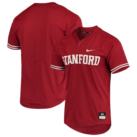 Stanford Cardinal Nike Vapor Untouchable Elite Two-Button Replica Baseball Jersey -