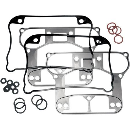 - Cometic Gasket C9556 Rocker Cover Gasket - Right - .010in. Rubber Coated Seal