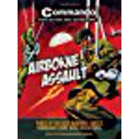 Image of Airborne Assault: Three of the Best Airborne-forces Commando Comic Book Adventures