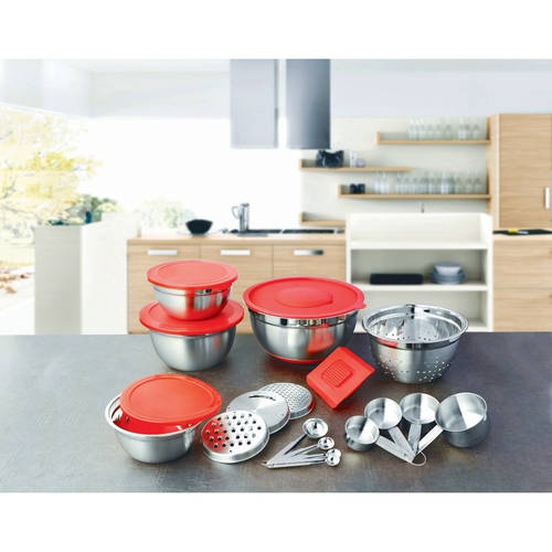 Better Homes and Garden 21-Piece Prep and Store Kitchen Set