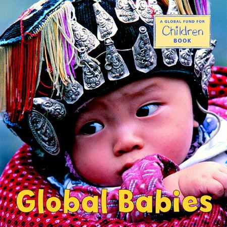 Global Babies (Board Book) (Cheap Children Books)