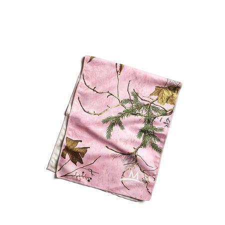(Mission Enduracool Microfiber Cooling Towel - Large - Pink RealTree)