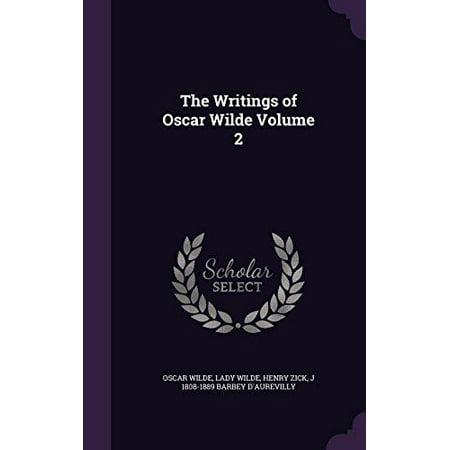 The Writings of Oscar Wilde Volume 2 - image 1 de 1