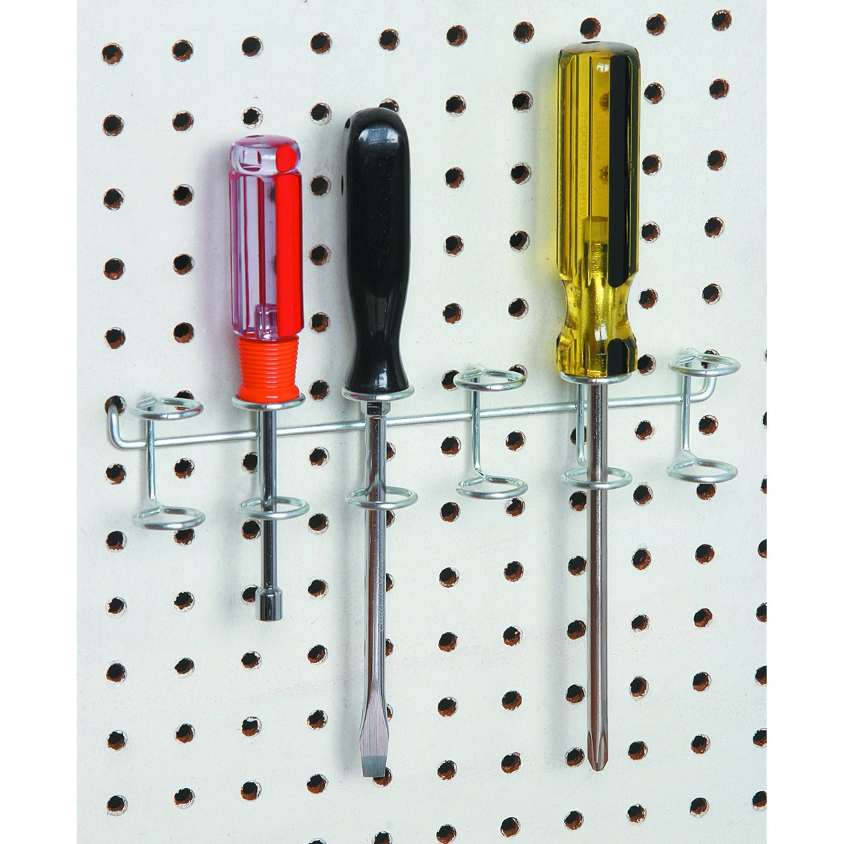 Pegboard Multiple Tool Holder
