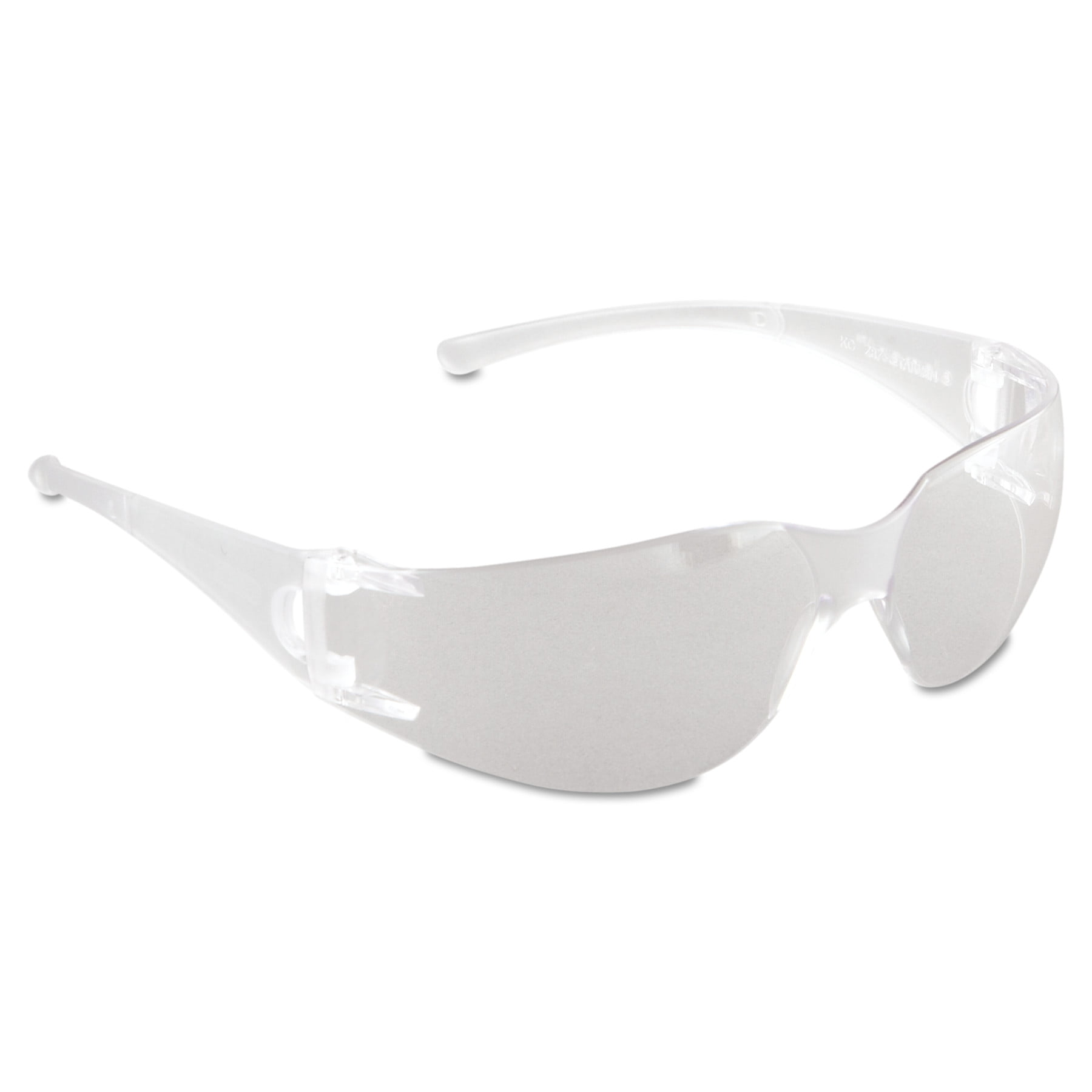Jackson Safety* V10 Element Safety Glasses, Clear Frame, Clear Lens by Kimberly Clark