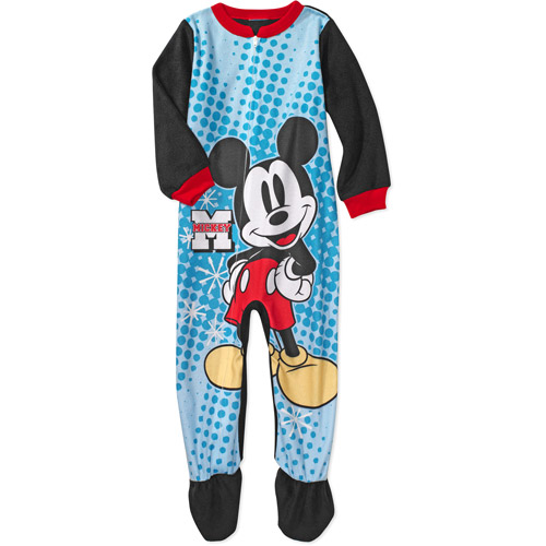 Disney - Baby Boys' Mickey Mouse Blanket Sleeper