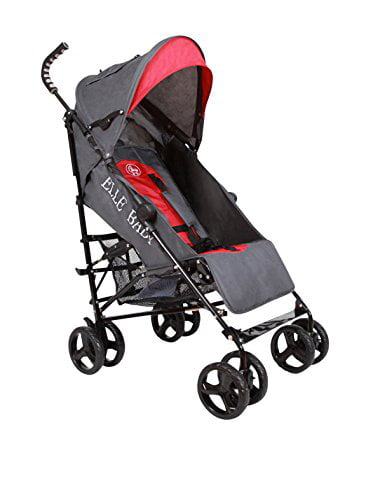 Elle Baby Lite Umbrella Stroller Red by Elle Baby