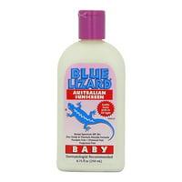 Blue Lizard Australian Baby Sunscreen Body Lotion Spf 30 - 8.75 Oz, 6 Pack
