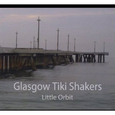 Glasgow Tiki Shakers - Little Orbit [CD] (Glasgow Orpheus Choir All In The April Evening)