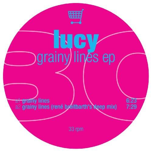 Grainy Lines (Vinyl) (EP)
