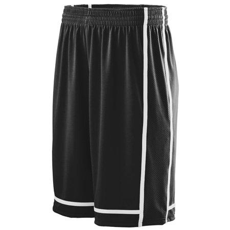 Augusta Sportswear Mesh Shorts - Augusta Sportswear 1185 Athletic Wear Shorts Wicking Polyester with Mesh Inserts Men's