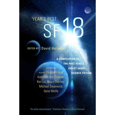 Years Best SF 18 by