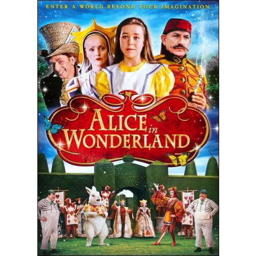 Alice In Wonderland (Full Frame)