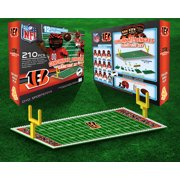 Cinncinatti Bengals NFL OYO Figure and Field Team Game Time Set