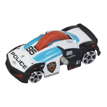 GX Gyro Extreme Racers 2 Race Cars 600 mph Scale Speed (Colors