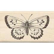 "Inkadinkado Mounted Rubber Stamp, Big Butterfly 1.75"" x 3"""